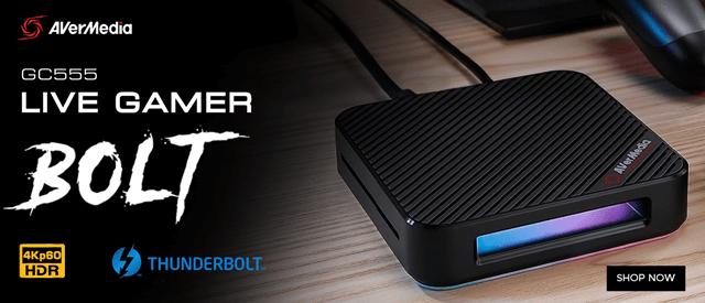 Buy Avermedia Live Gamer Bolt at Best Price in India