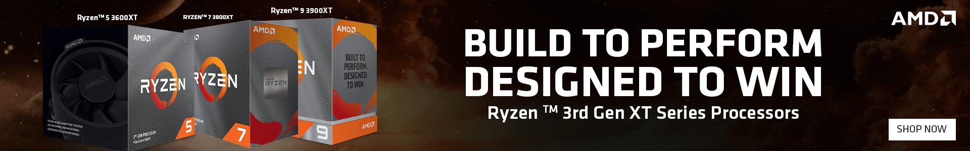 Amd Ryzen 3000 XT Processors