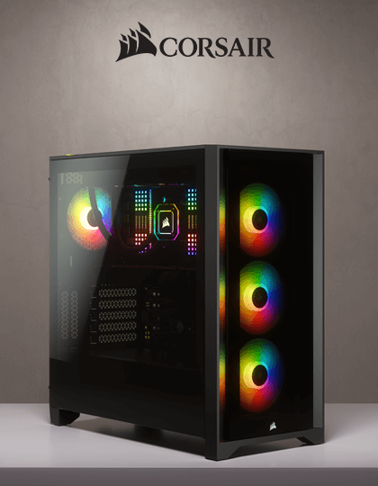 Buy Corsair 4000X RGB Cabinet at Best Price In India