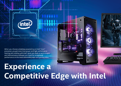 Experience With Intel