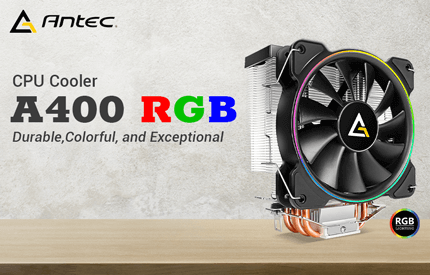 Buy Antec A400 RGB at Best Price in India