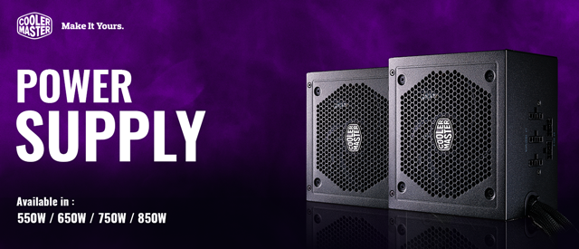Buy Cooler Master Power Supply at Best Price in India