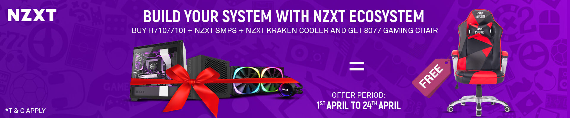 NZXT Combo Offer