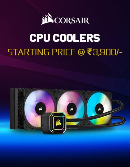 Corsair CPU Coolers at Best Price in India