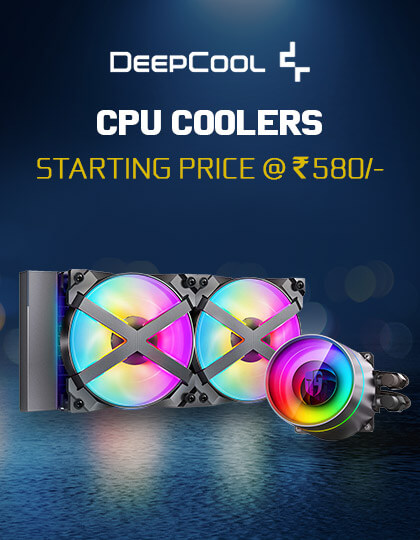 Deepcool CPU Coolers at Best Price In India