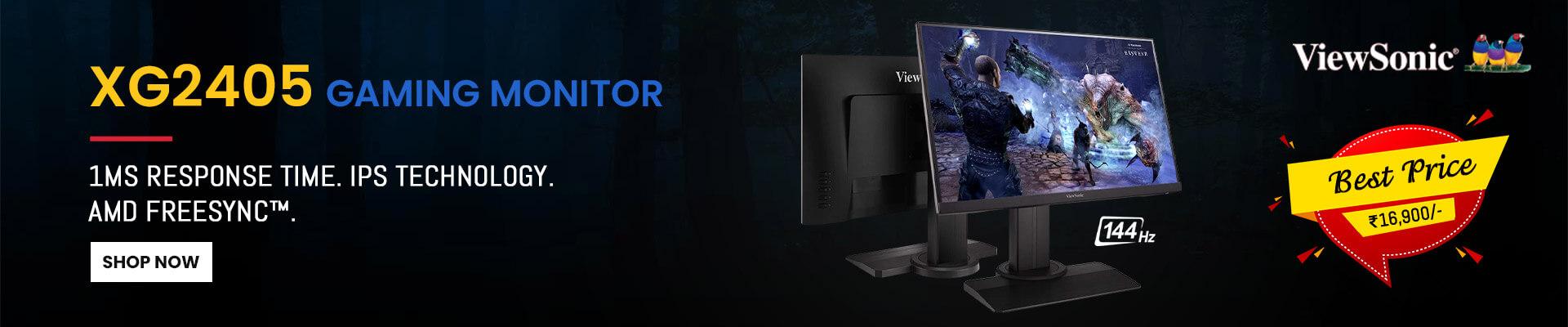 Buy ViewSonic XG2405 Gaming Monitor