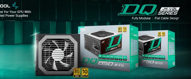 Deepcool DQ Series SMPS