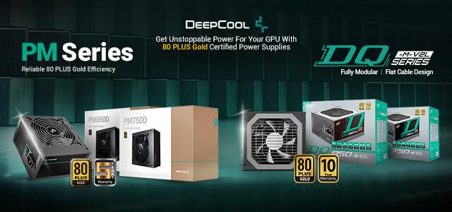 Deepcool PM Series SMPS