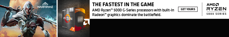 AMD Ryzen 5000 G-Series Processor