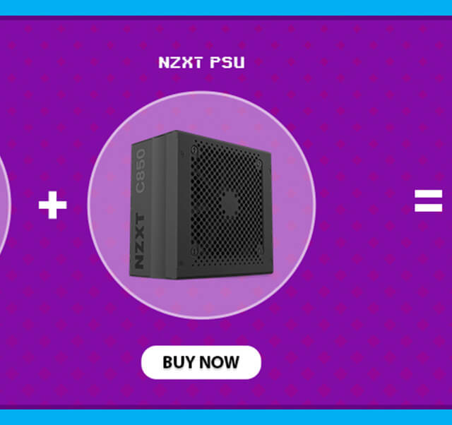 Nzxt SMPS Offer