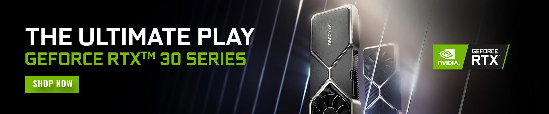 GeForce RTX 30 Series - Buy Now
