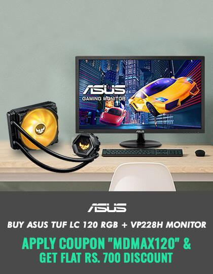 Asus TUF Gaming LC120 Offer