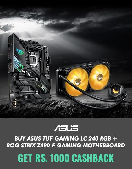 Asus TUF Gaming LC 240 RGB Offer