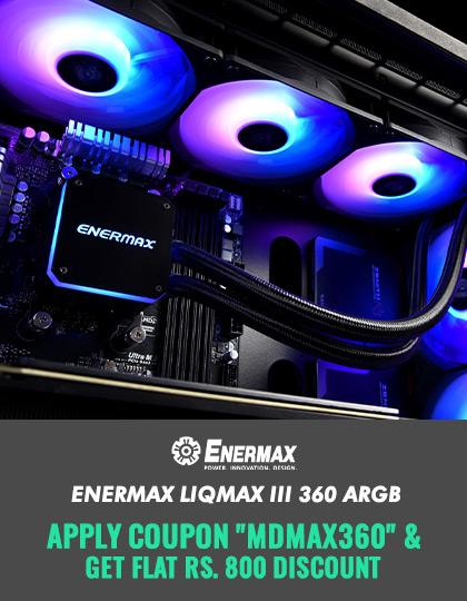 Enermax Liqmax III 360 ARGB Offer