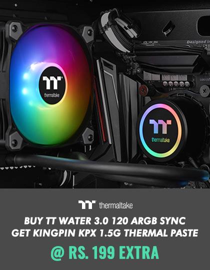 Thermaltake Water 3.0 120 ARGB Offer