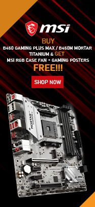 Msi B450 Motherboard Offer