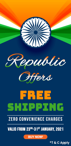 Republic Offers Free Shipping