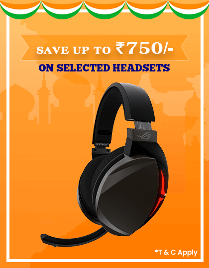Headsets Offers at Best Price in India