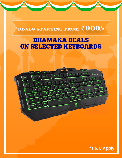 Keyboards Offers at Best Price In India