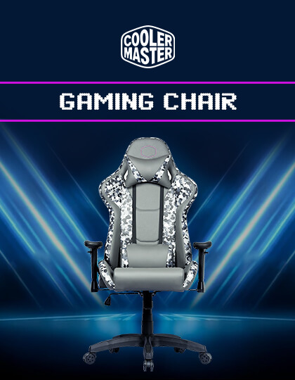 Cooler Master Gaming Chair at Best Price In India