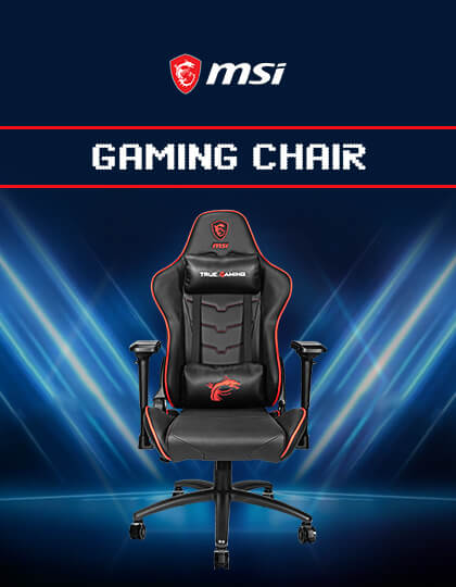 MSI Gaming Chair at Best Price In India
