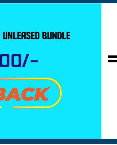 Rs. 600/- Cash Back Offer