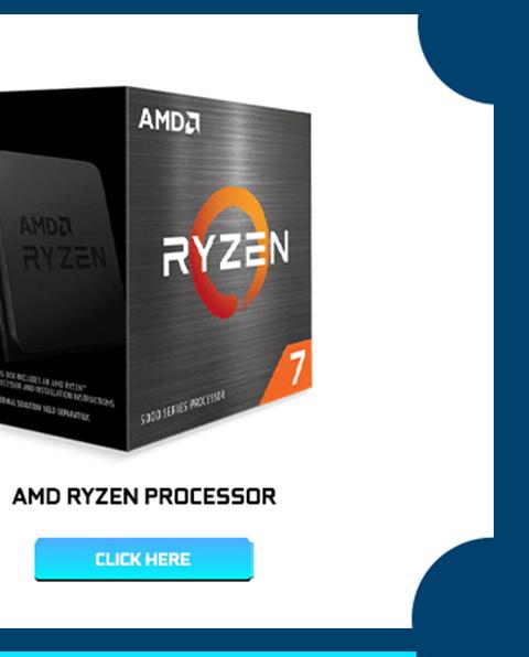 AMD Ryzen Proccessor