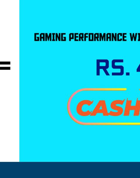 Rs. 425/- Cash Back