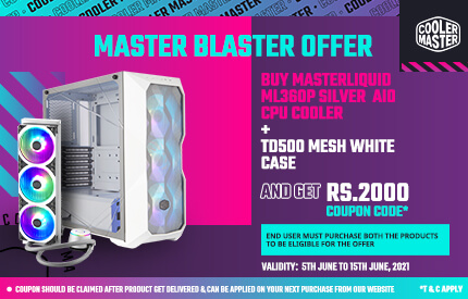 Cooler Master Master Blaster Offer