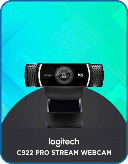 Logitech C922 PRO STREAM at Best Price In India