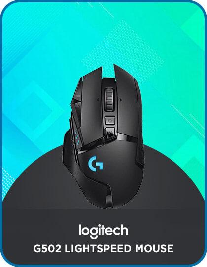 Logitech G502 Lightspeed at Best Price In India