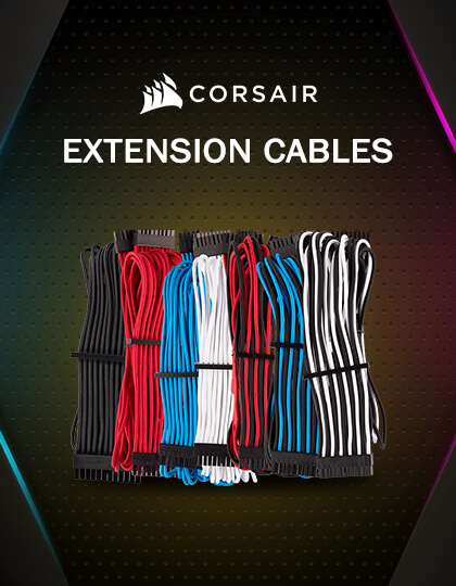 Corsair Extension Cables at Best Price In India