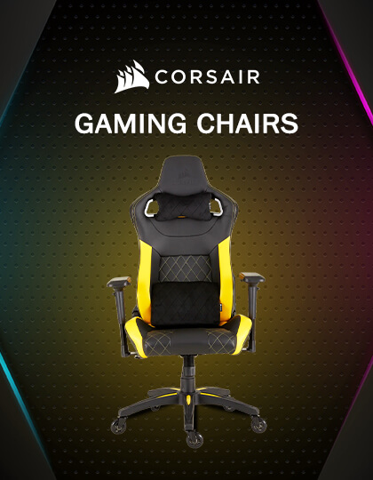 Corsair Gaming Chairs at Best Price in India
