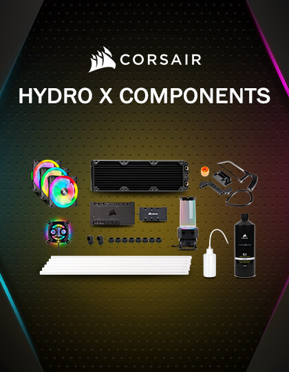 Corsair Hydro X Components at Best Price In India