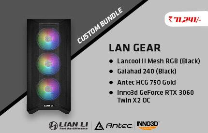 Mdcomputers LAN Gear
