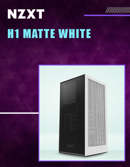 NZXT H1 Cabinet at Best Price in India