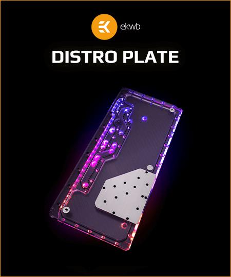 EK Distro Plate