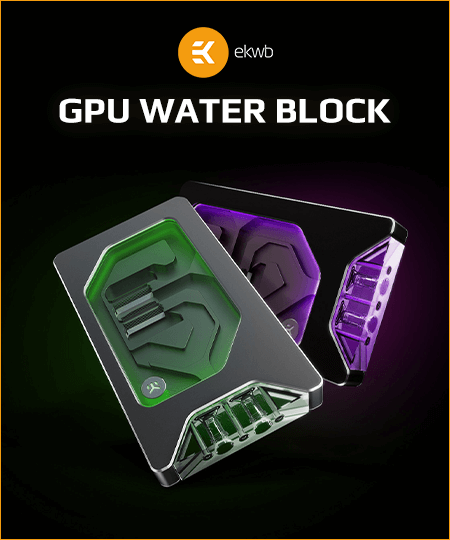 EK GPU Water Block