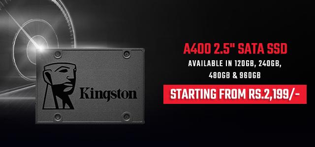 A400 2.5 SATA SSD