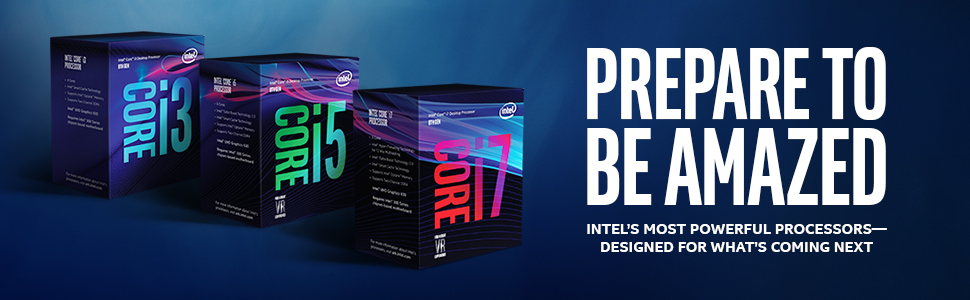 Intel's most powerful processors—designed for what's coming next